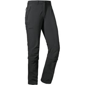 Schöffel Engadin1 Zip Off Pants Women, asphalt